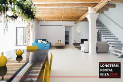 Long term rental Ibiza - Villa Blackstyle 13