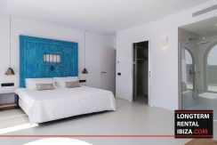Long term rental Ibiza - Villa Blackstyle 14