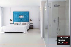 Long term rental Ibiza - Villa Blackstyle 16