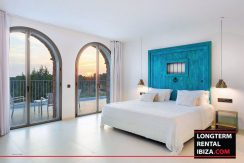 Long term rental Ibiza - Villa Blackstyle 17