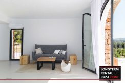 Long term rental Ibiza - Villa Blackstyle 18