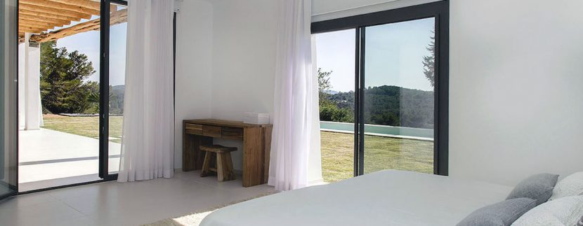 Long term rental Ibiza - Villa Blackstyle 24