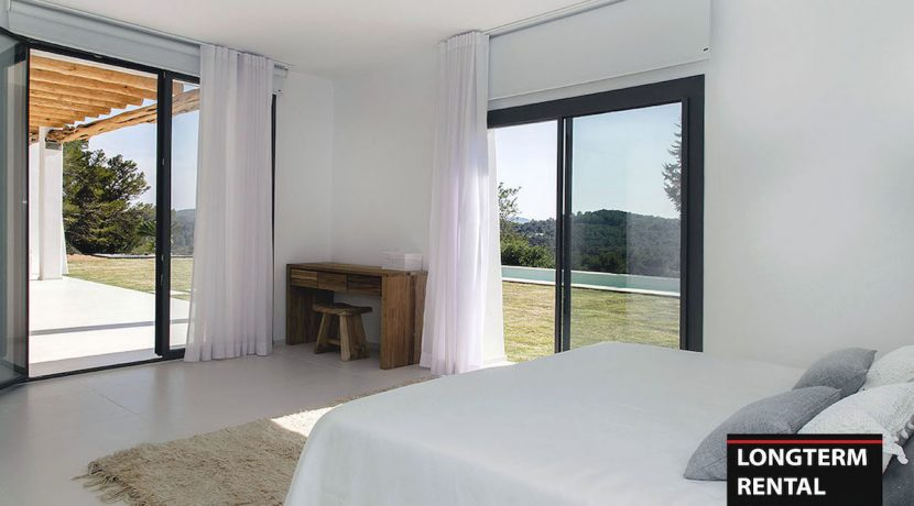 Long term rental Ibiza - Villa Blackstyle 24