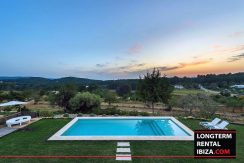 Long term rental Ibiza - Villa Blackstyle 29