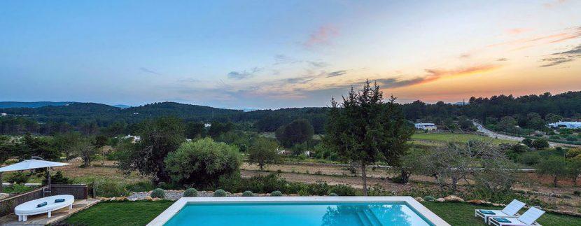 Long term rental Ibiza - Villa Blackstyle 29
