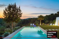 Long term rental Ibiza - Villa Blackstyle 30