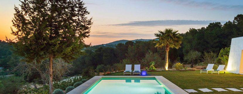 Long term rental Ibiza - Villa Blackstyle 30