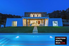 Long term rental Ibiza - Villa Blackstyle 32