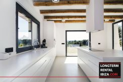 Long term rental Ibiza - Villa Blackstyle 7