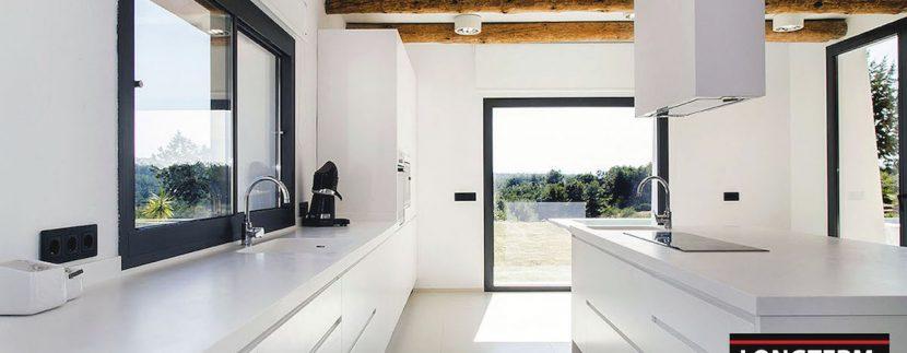 Long term rental Ibiza - Villa Blackstyle 7