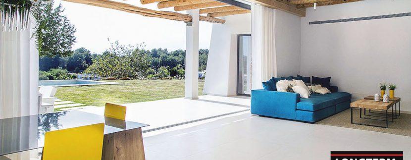 Long term rental Ibiza - Villa Blackstyle 8