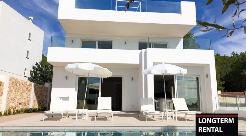 Long term rental Ibiza - Villa Nueva