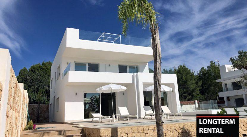 Long term rental Ibiza - Villa Nueva 1