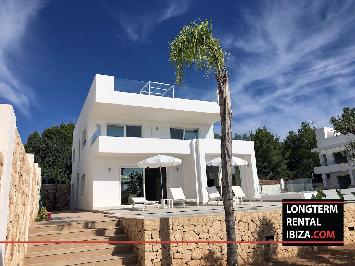 Long term rental ibiza - Villa Nueva Santa