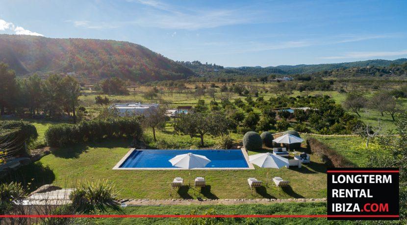 Long term rental Ibiza - Villa Olivine 1