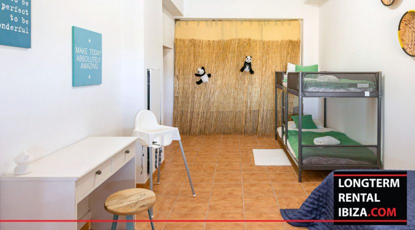 Long term rental Ibiza - Villa Olivine 16