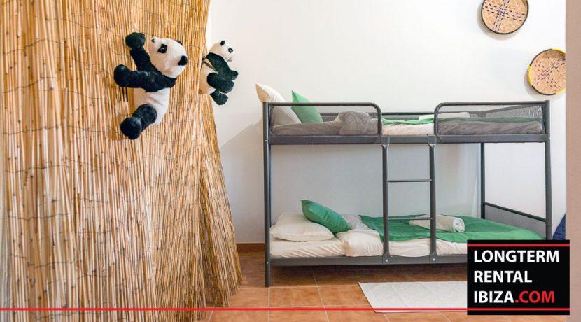 Long term rental Ibiza - Villa Olivine 17