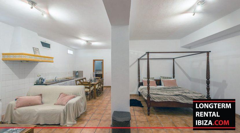 Long term rental Ibiza - Villa Olivine 19