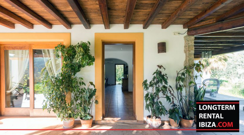 Long term rental Ibiza - Villa Olivine 22