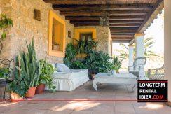 Long term rental Ibiza - Villa Olivine 23