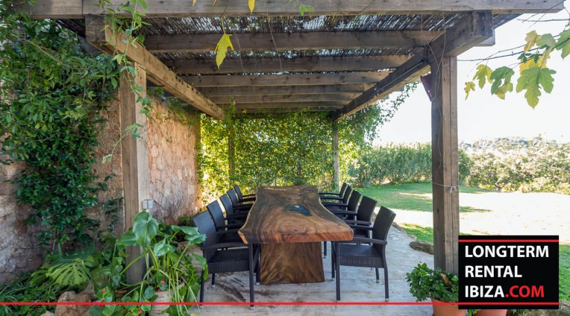 Long term rental Ibiza - Villa Olivine 29