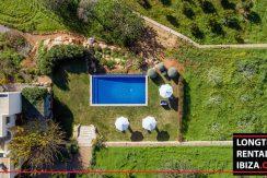Long term rental Ibiza - Villa Olivine 3