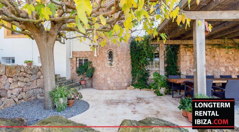 Long term rental Ibiza - Villa Olivine 30