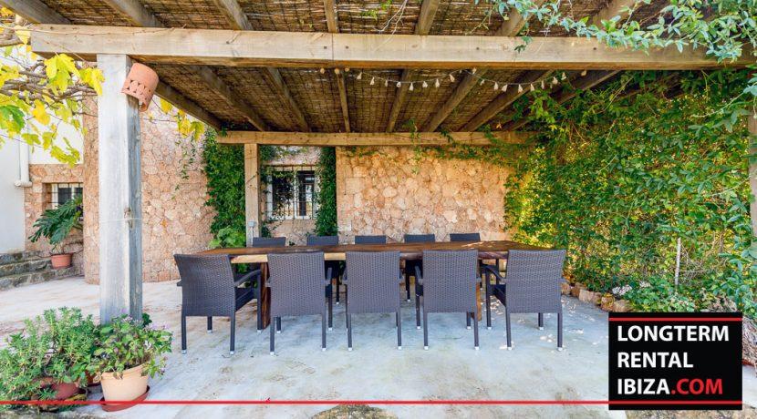 Long term rental Ibiza - Villa Olivine 31