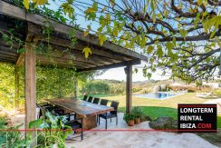 Long term rental Ibiza - Villa Olivine 32