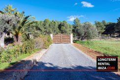 Long term rental Ibiza - Villa Olivine 34