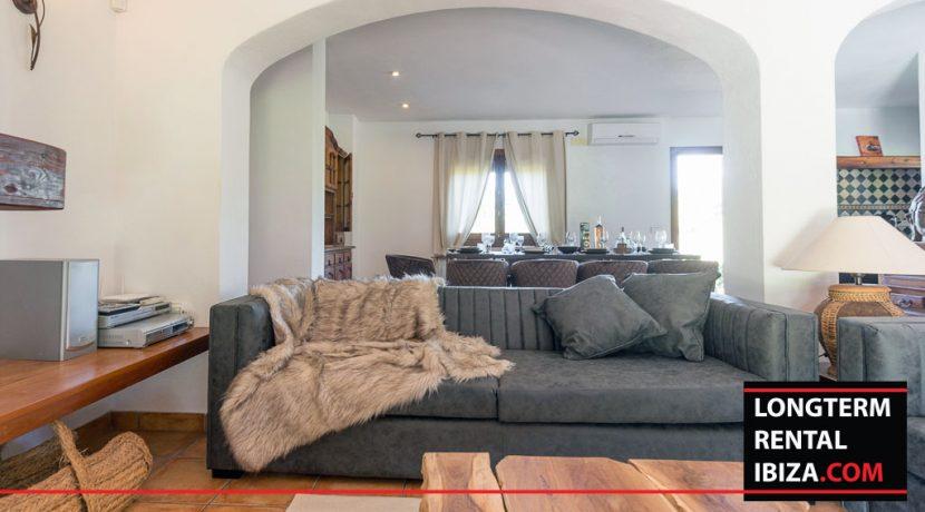 Long term rental Ibiza - Villa Olivine 5
