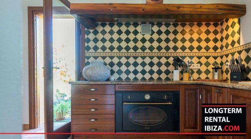 Long term rental Ibiza - Villa Olivine 7