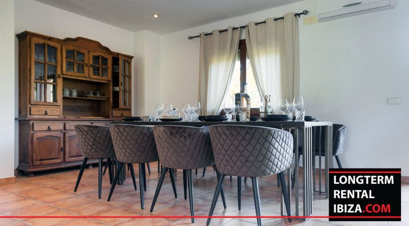 Long term rental Ibiza - Villa Olivine 9
