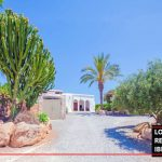 Long term rental Ibiza - Villa Buscal