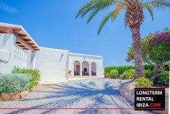 Long term rental ibiza - Villa Buscal 1