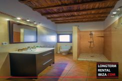 Long term rental ibiza - Villa Buscal 10
