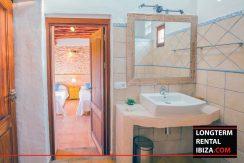 Long term rental ibiza - Villa Buscal 14