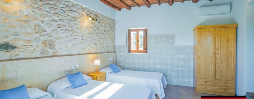 Long term rental ibiza - Villa Buscal 18