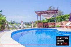 Long term rental ibiza - Villa Buscal 2