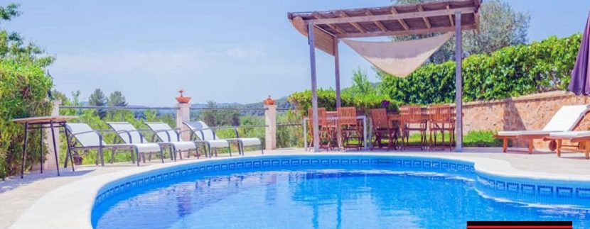 Long term rental ibiza - Villa Buscal 2