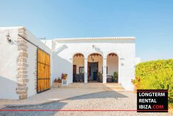 Long term rental ibiza - Villa Buscal 21