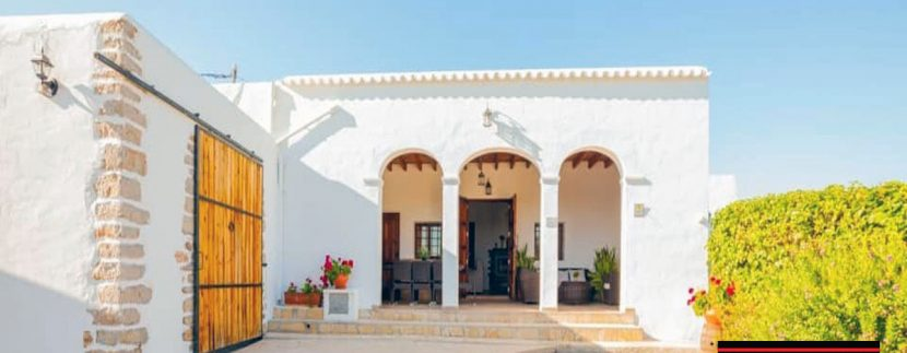 Long term rental ibiza - Villa Buscal 21