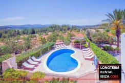 Long term rental ibiza - Villa Buscal 24