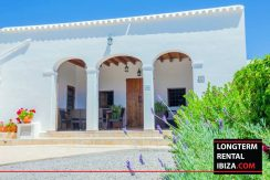 Long term rental ibiza - Villa Buscal 25