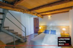 Long term rental ibiza - Villa Buscal 28