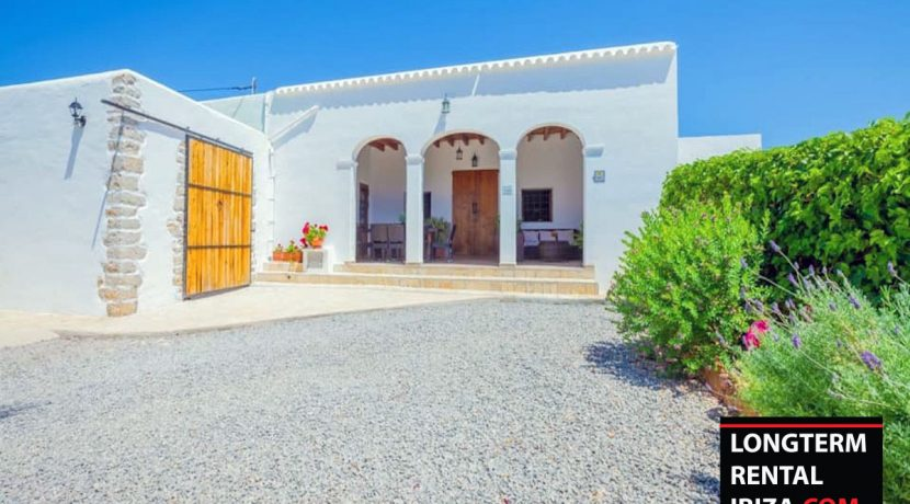 Long term rental ibiza - Villa Buscal 3