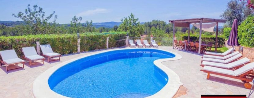Long term rental ibiza - Villa Buscal 4