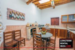 Long term rental ibiza - Villa Buscal 6
