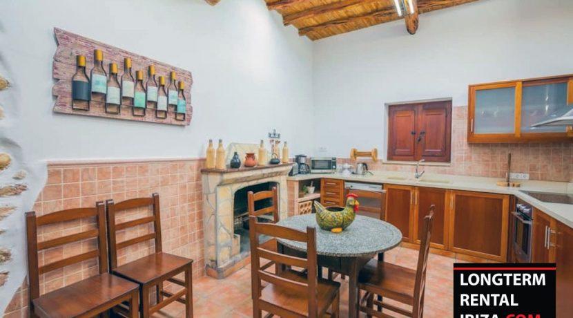 Long term rental ibiza - Villa Buscal 6