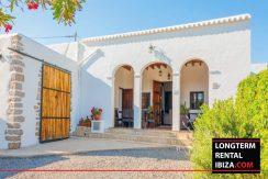 Long term rental ibiza - Villa Buscal 7
